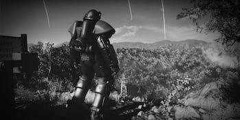 Fallout 76 shot