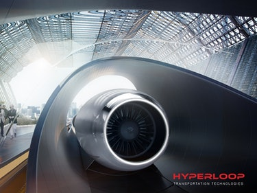 Hyperloop Transportation Technologies Eyes India, Abu Dhabi