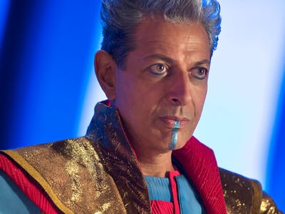 Why Jeff Goldblum Is the Perfect Grandmaster for 'Thor: Ragnarok'