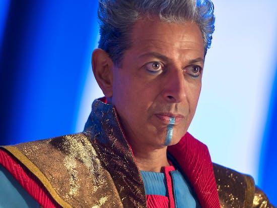Why Jeff Goldblum Is the Perfect Grandmaster for 'Thor: Ragnarok'
