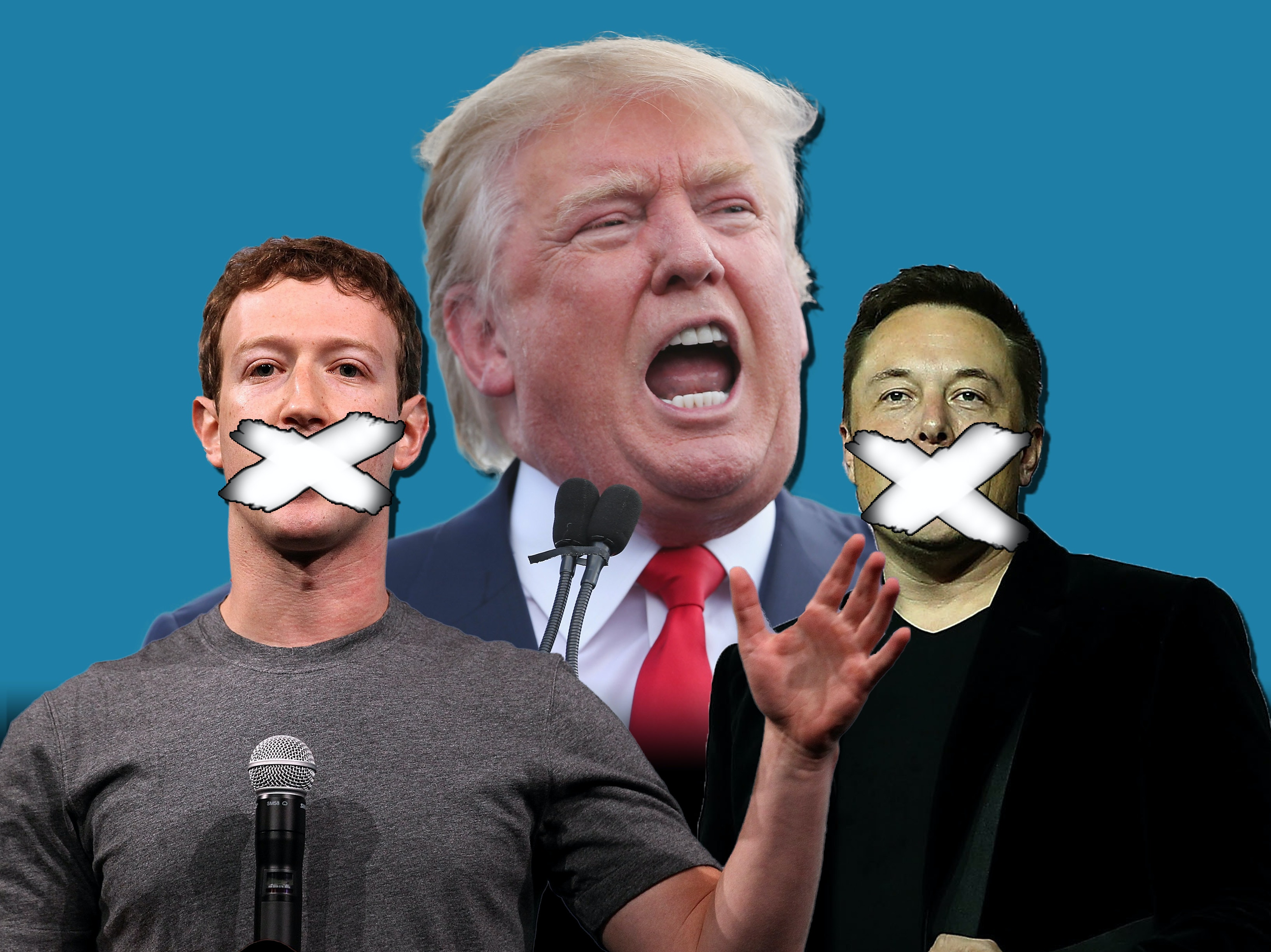 Major Silicon Valley Players Are Staying Quiet About Trump's Win