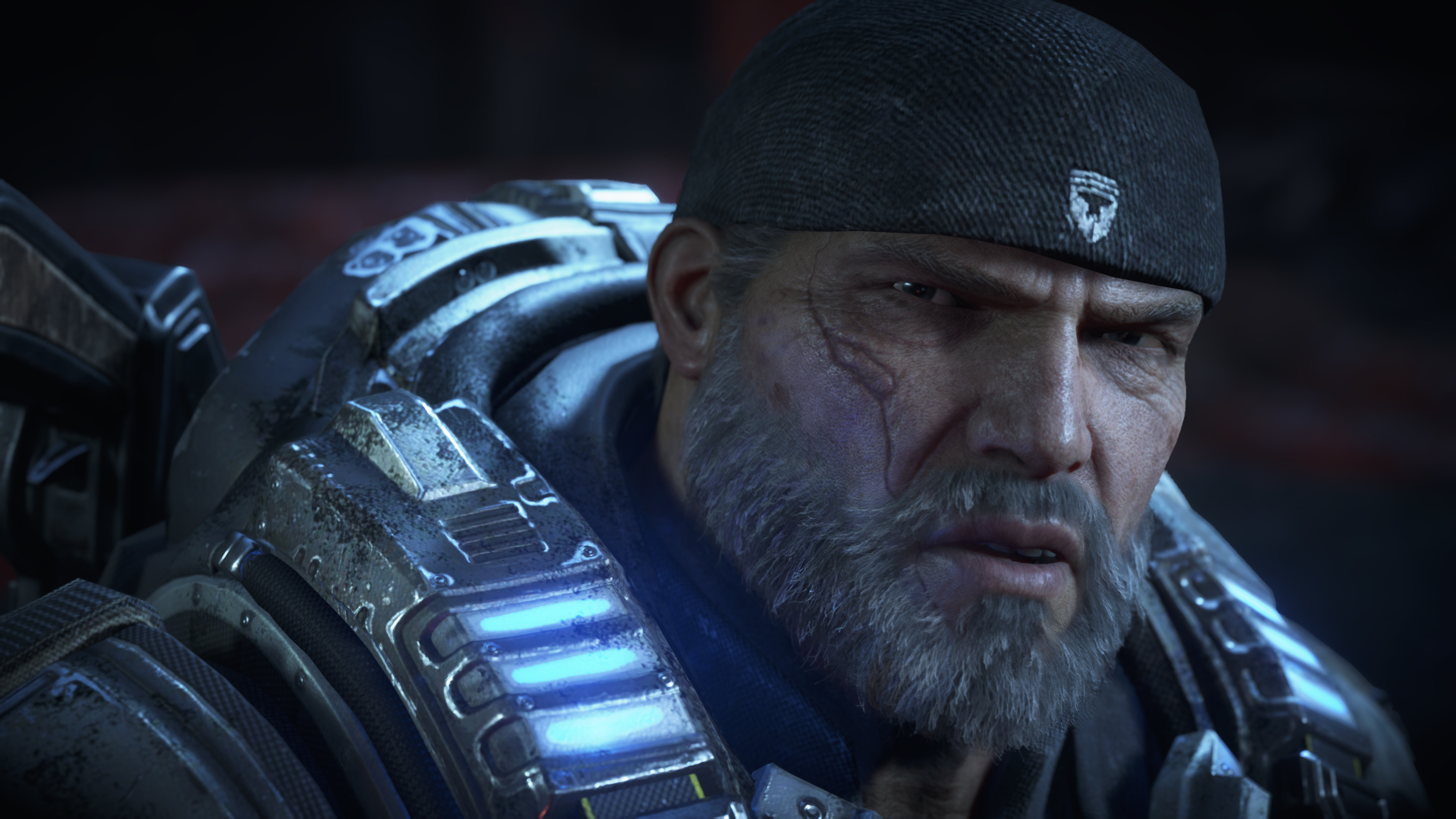 Marcus Fenix Returns In Gears Of War 4 In The Best Way