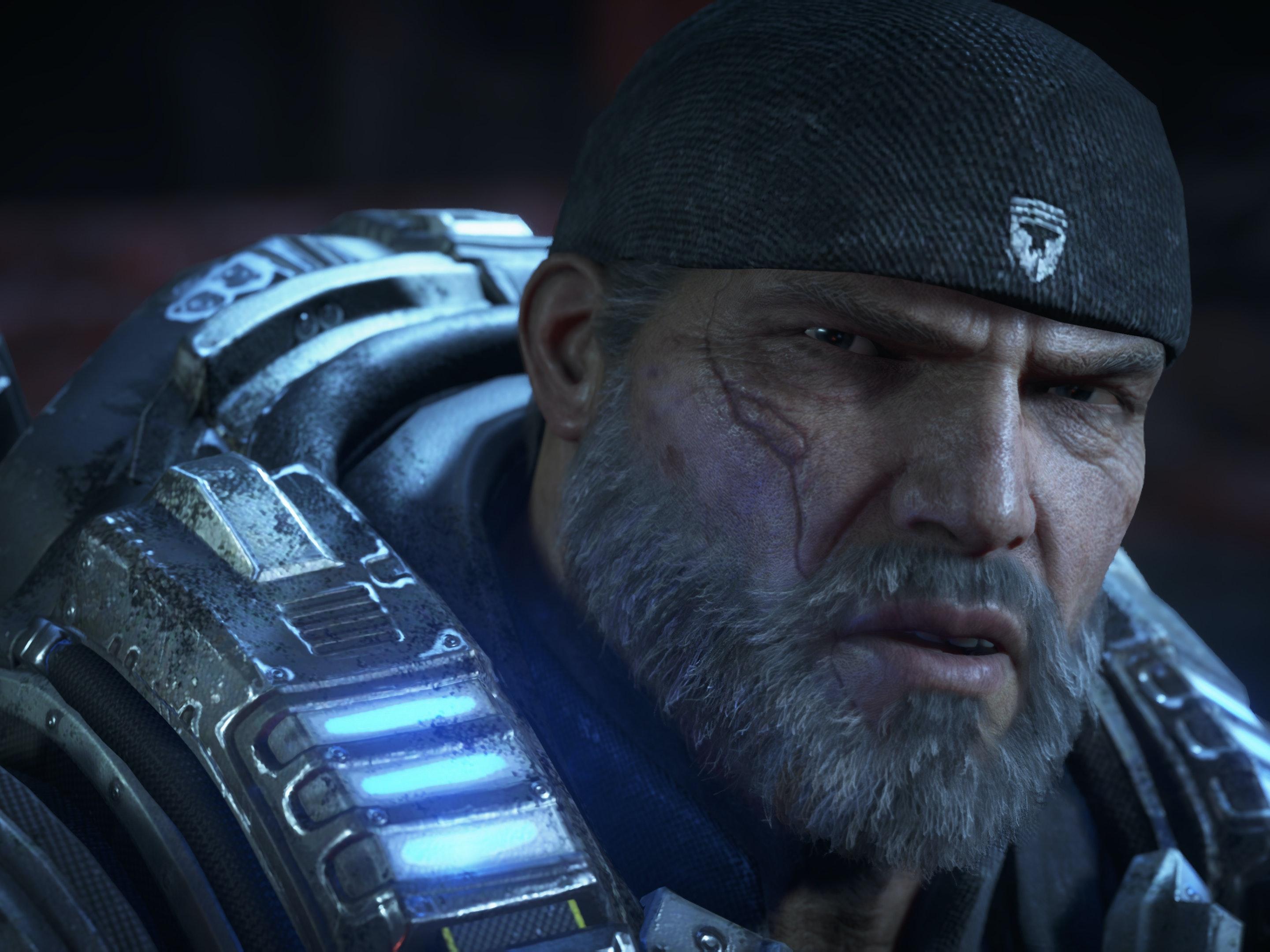 'Gears of War 4' Handles Marcus Fenix's Return Perfectly
