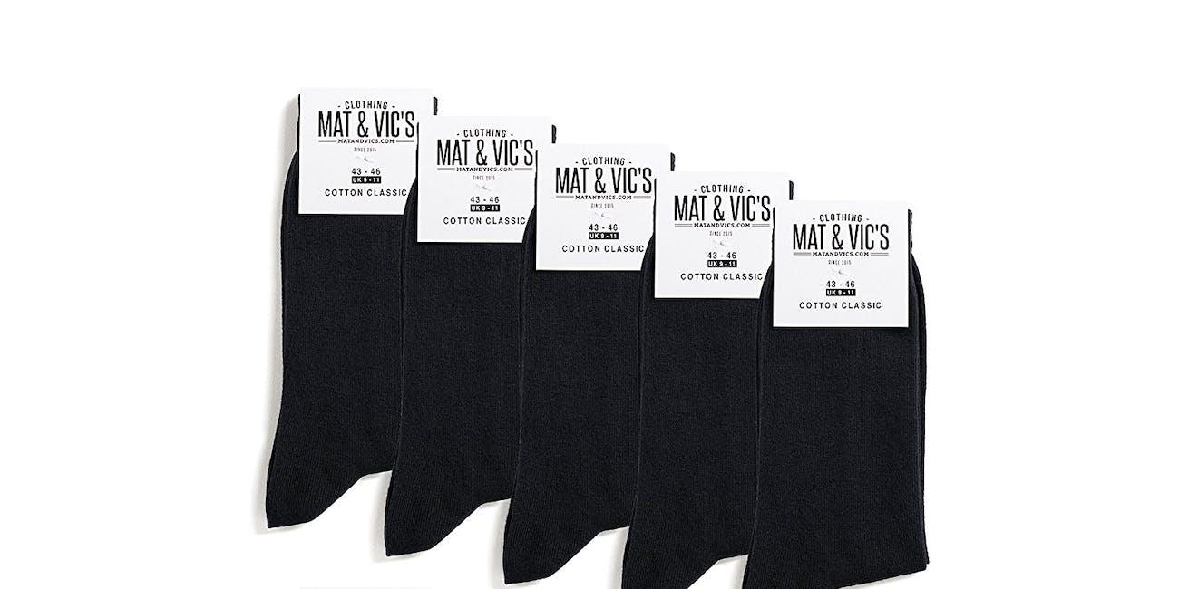 mat & vic's socks