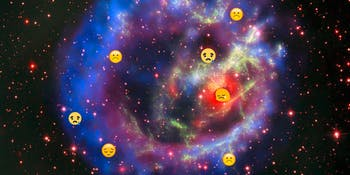 neutron star nasa lonely sad boy