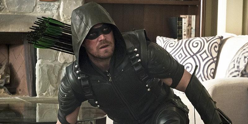 Damien Darhk Is Still The Most Fun Part Of 'Arrow', An Increasingly Dumb Show