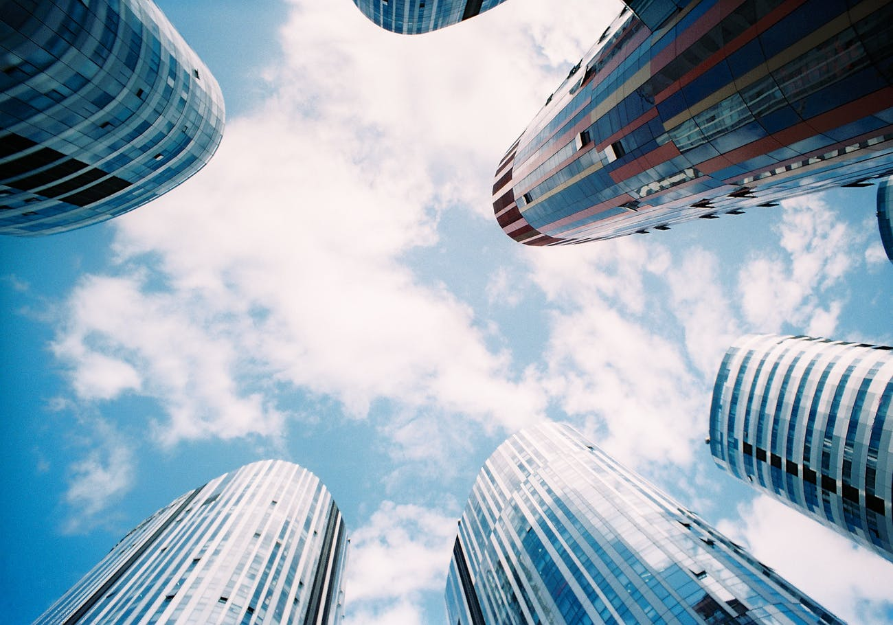 buildings skyscrapers