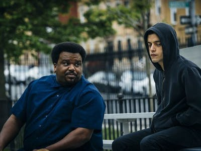 Good News for 'Mr. Robot': Craig Robinson's Ray Is Real