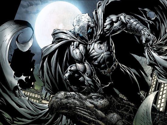 Marvel's Next Netflix Series Could Be 'Moon Knight'