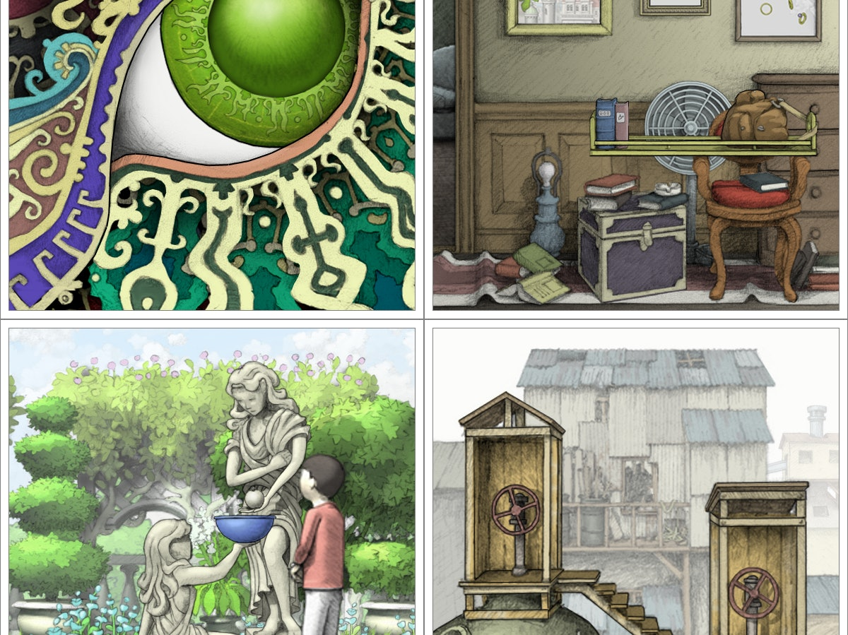 'Gorogoa' Turns Layered Animation Into Gorgeous Puzzles