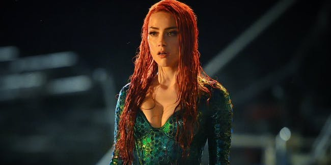 Amber Heard Aquaman Mera