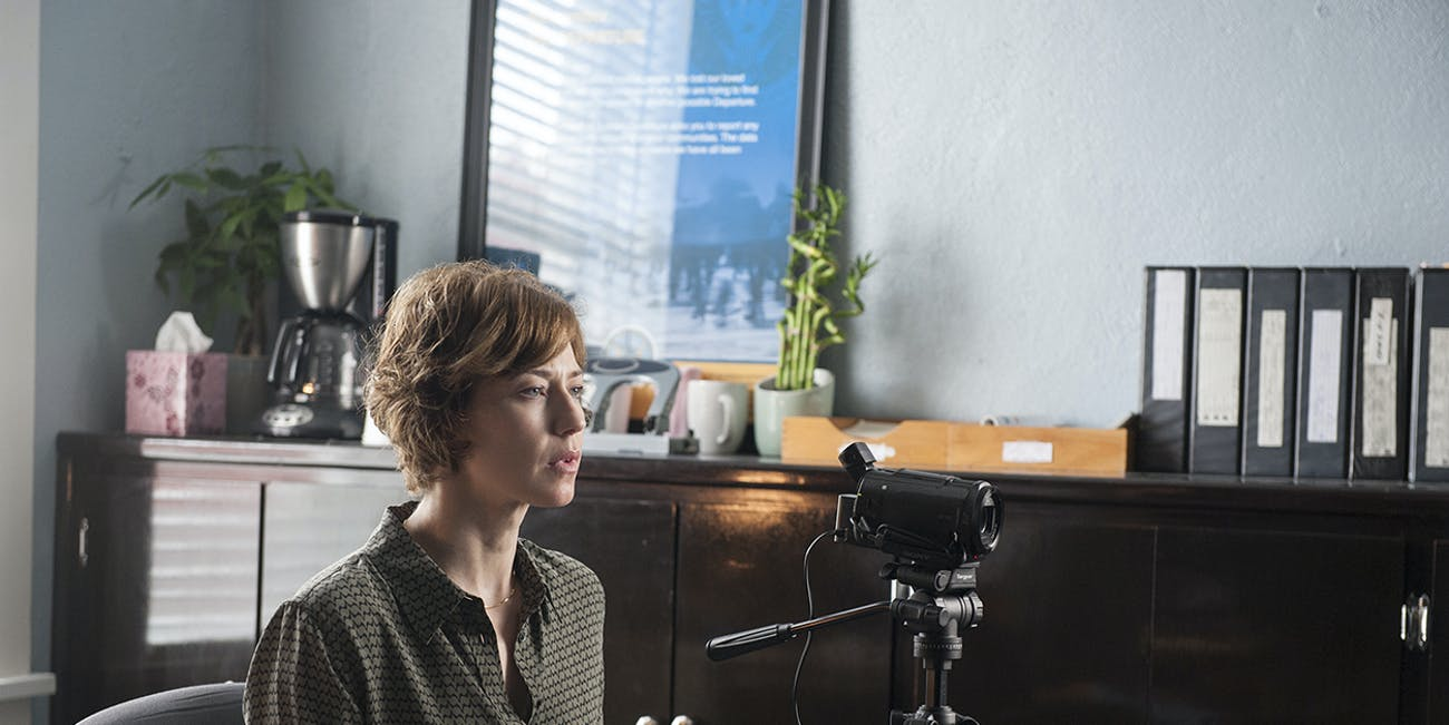 Carrie Coon as Nora Durst in 'The Leftovers' Season 3 episode 2 'Don't Be Ridiculous'