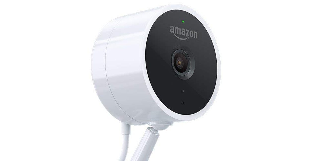 Amazon Cloud Cam - Indoor Security Camera