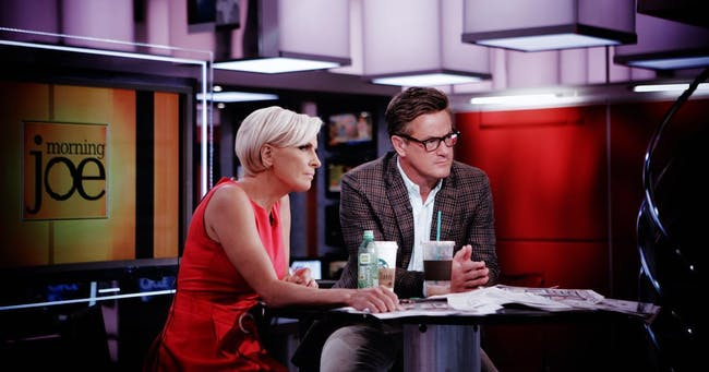 morning joe hosts