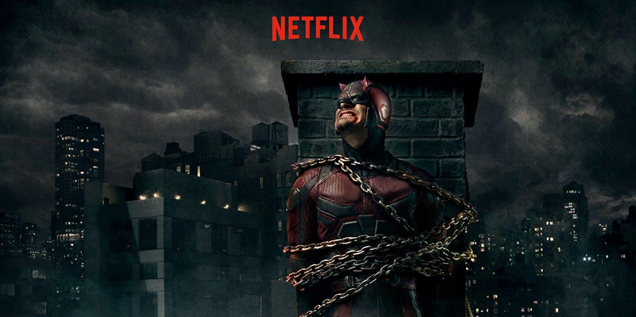 Marvel Daredevil Netflix Matt Murdock Punisher