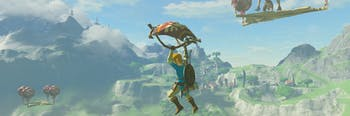 The Legend of Zelda Breath of the Wild Master Mode E3 2017 DLC The Master Trials