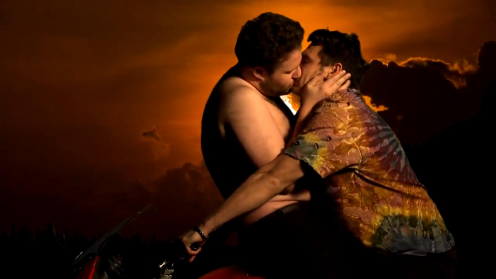 Matt-Hufhuschen schwul-Pornos