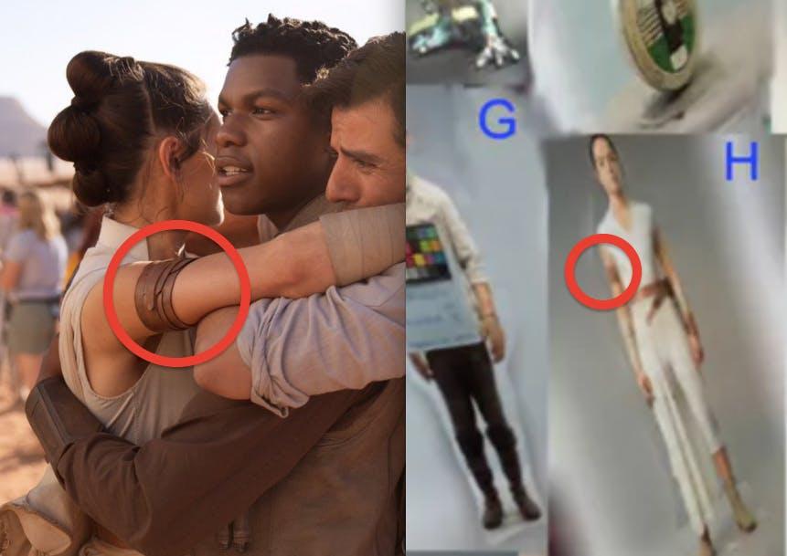 Star Wars 9 Leak