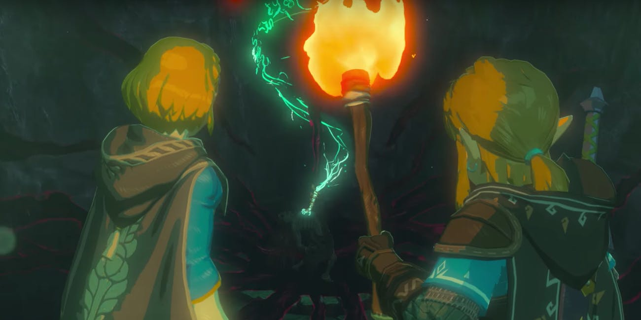 breath of the wild sequel