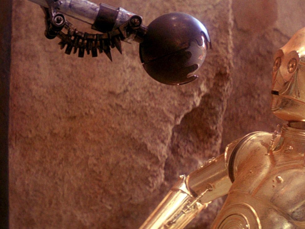 C-3PO's Post-'Return of the Jedi'Upgrade Makes Him a Codebreaker
