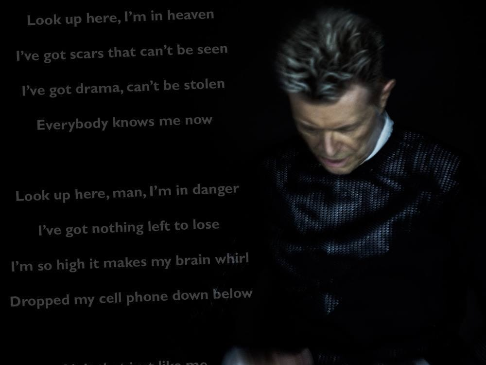 Everything We Know About David Bowie's New Album, 'Blackstar'
