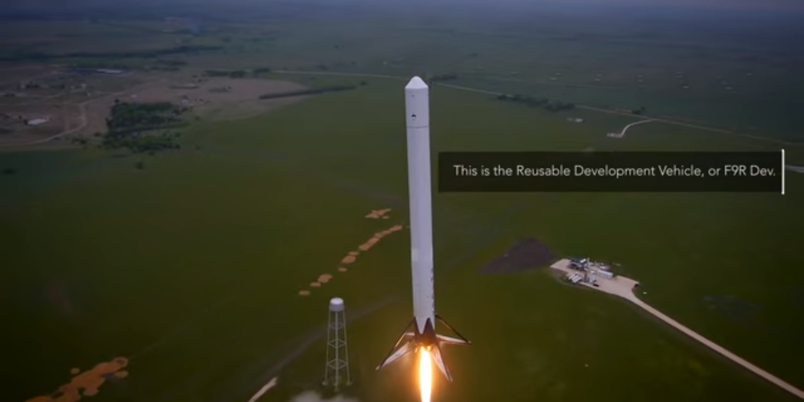 Elon Musk Endorses This History of SpaceX's Falcon 9