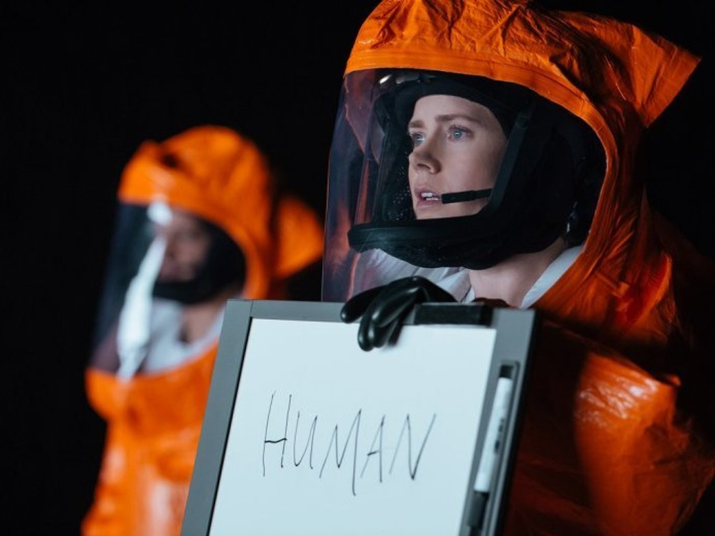 'Arrival' Invented a New and Insanely Complicated Alien Language