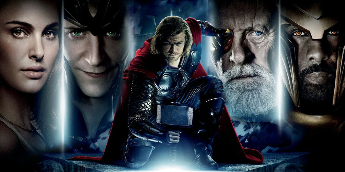 thor first movie netflix streaming how