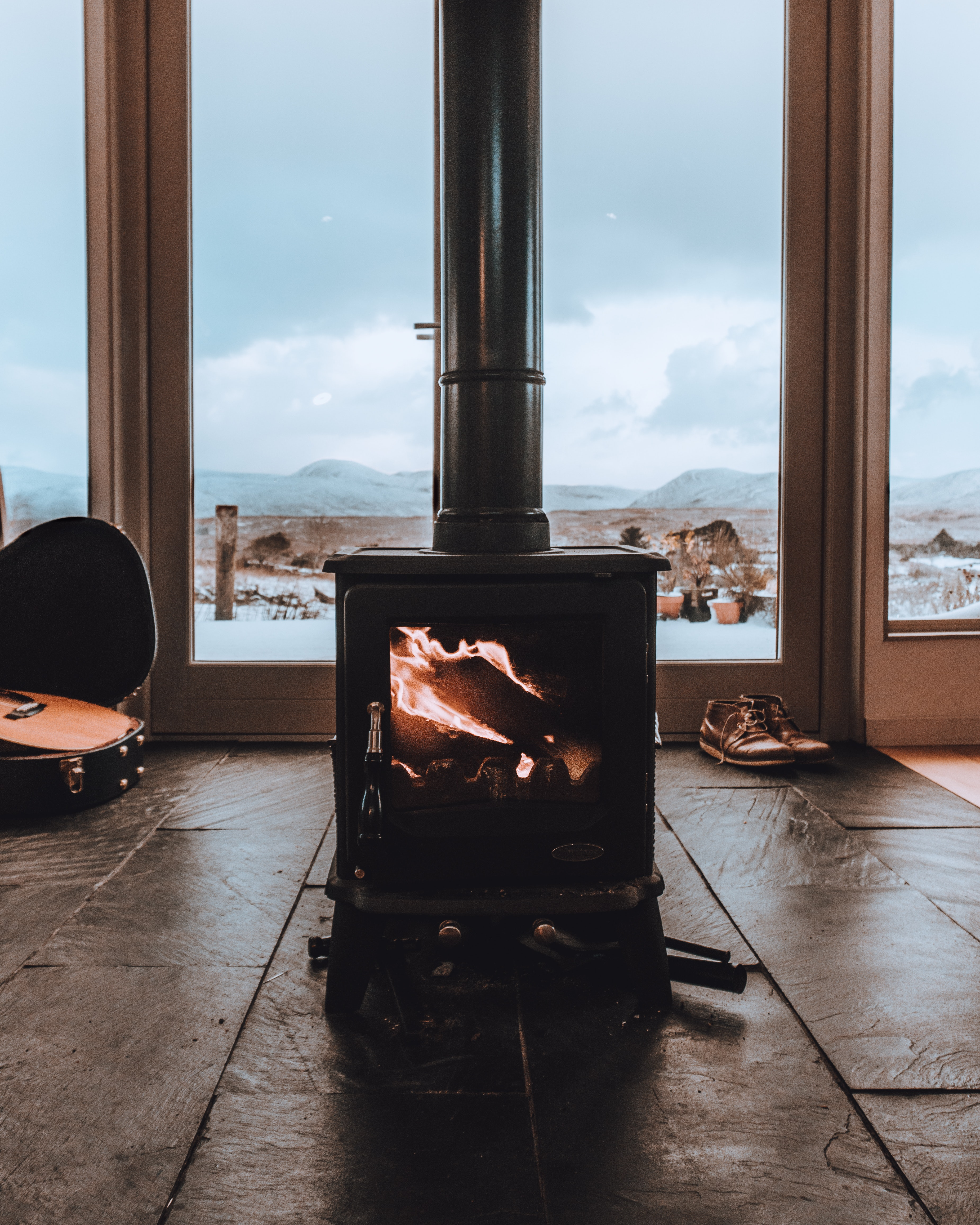 Wood Smoke May Smell Good, but Winter Fires Come With a Steep Health Cost