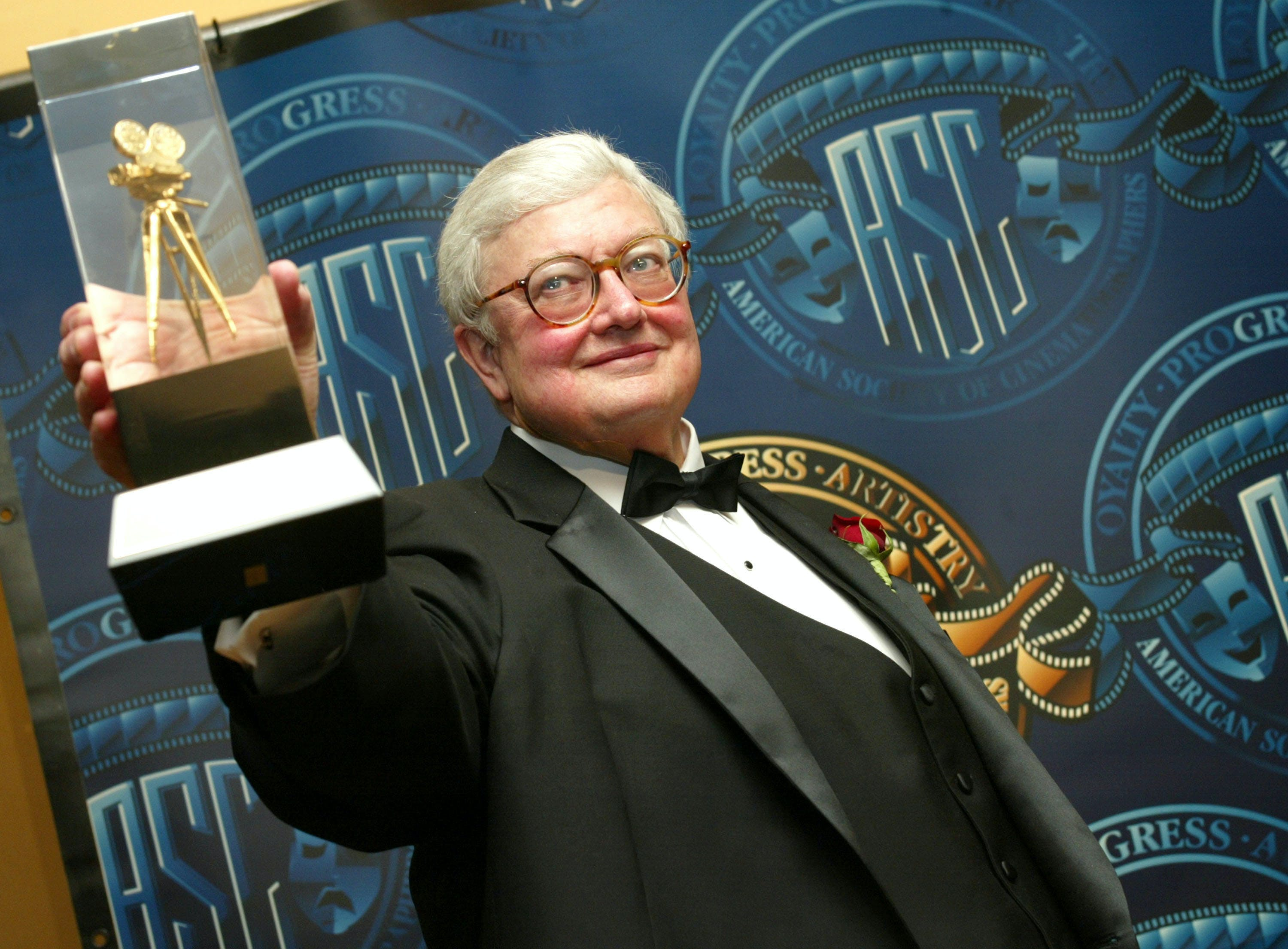 Film Critic Roger Ebert American Society of Cinematographers Award