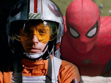 Star Wars Spider-Man Homecoming