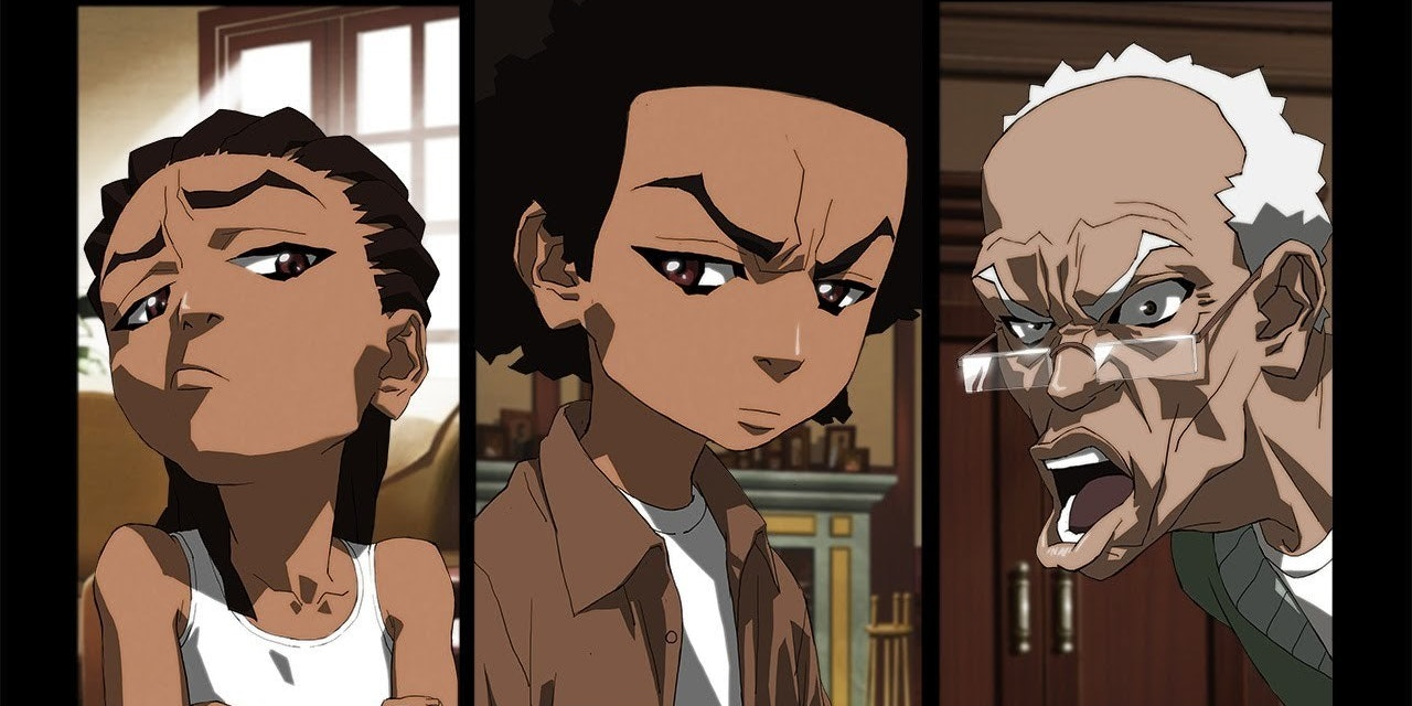 Boondocks Have Sex 105