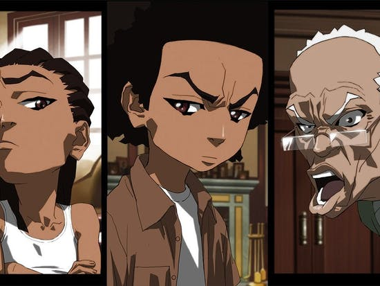 We Need 'The Boondocks''s Racial Satire Now, More than Ever