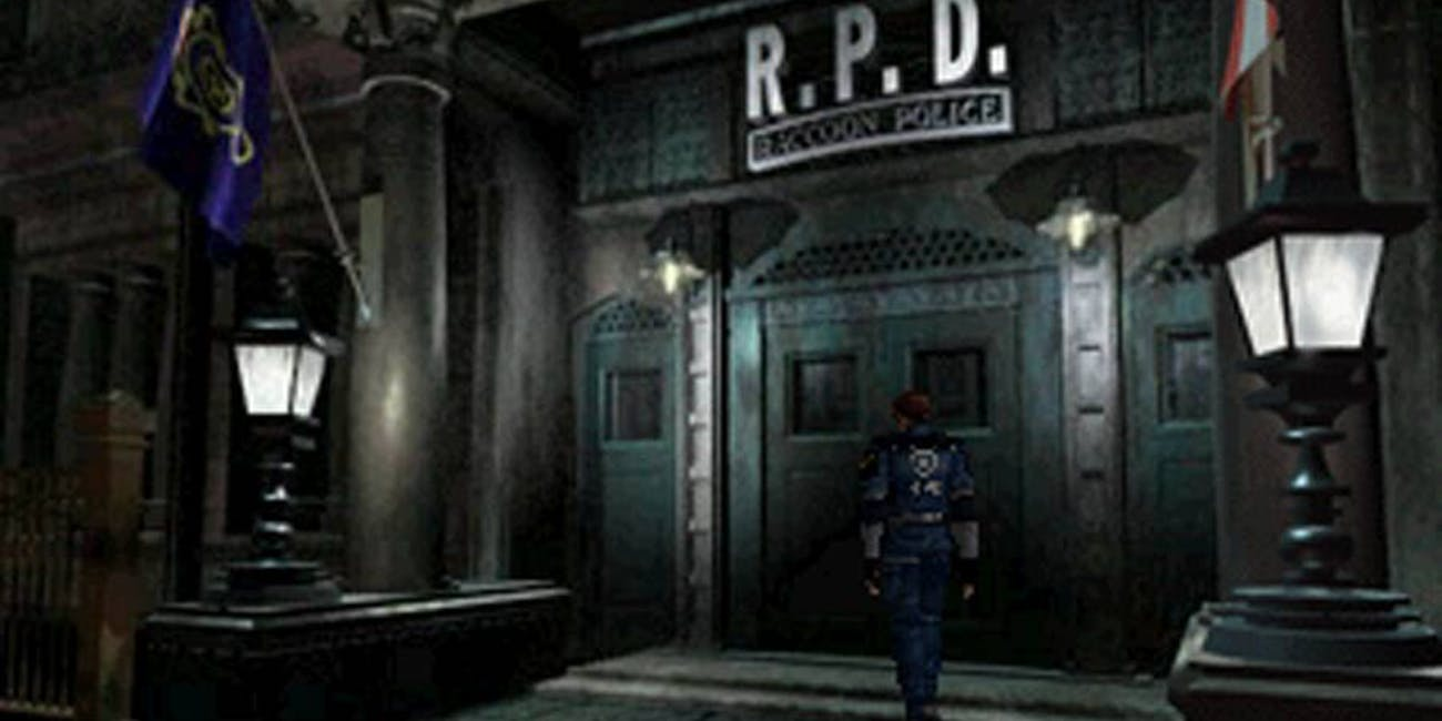 Resident Evil Umbrella Chrnicles Subway Map 3d Model.A Definitive Ranking Of Every Resident Evil Game Inverse