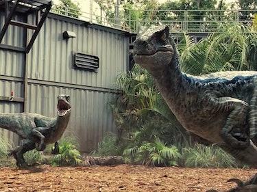 'Jurassic World 2' Will Fight for Velociraptor Rights