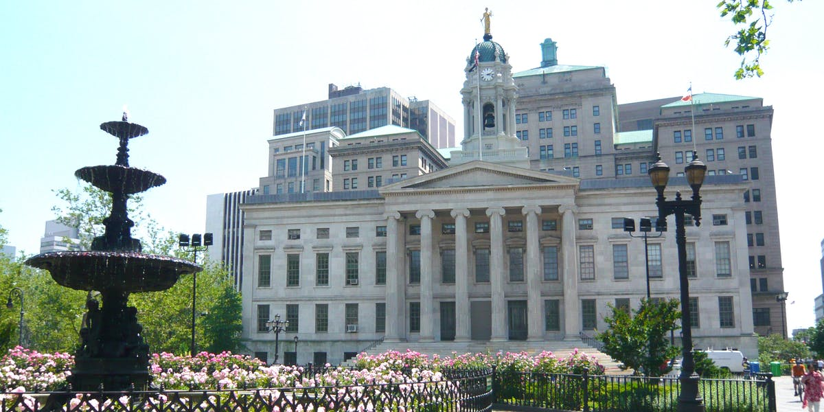 Brooklyn Court House
