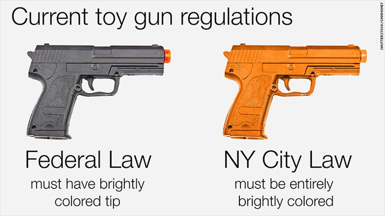 New York State Reaches Settlement With Toy-Gun Sellers | Inverse