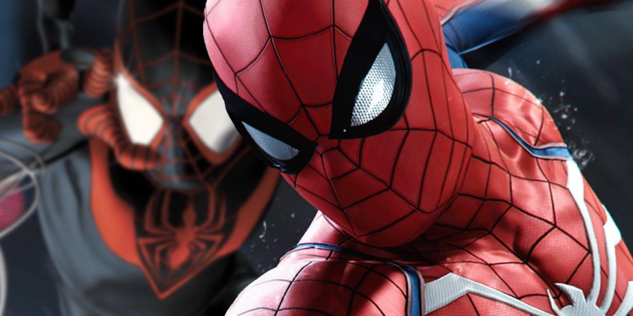Spider-Man PS4 Costume