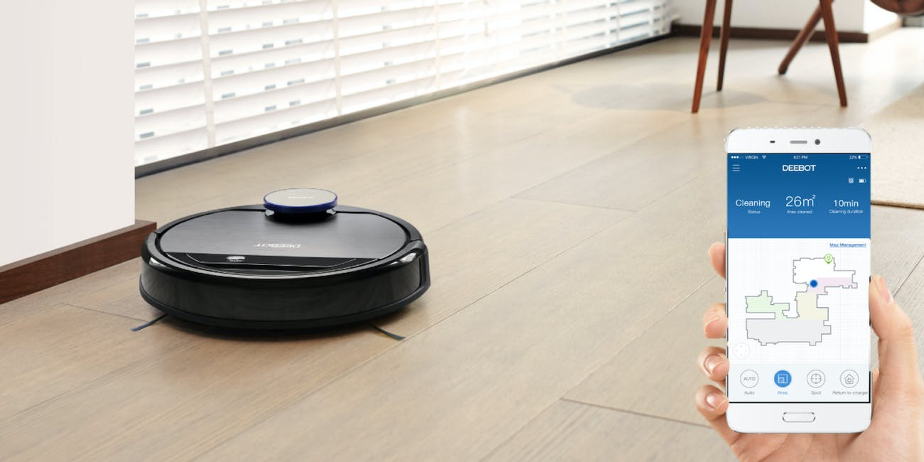 These Combination Robot Vacuums and Mops Will Save You Tons