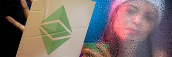 Ethereum Classic Wallpaper - Xmas Girl