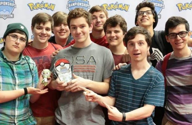 Toler Webb is no stranger to competitive 'Pokemon' success.