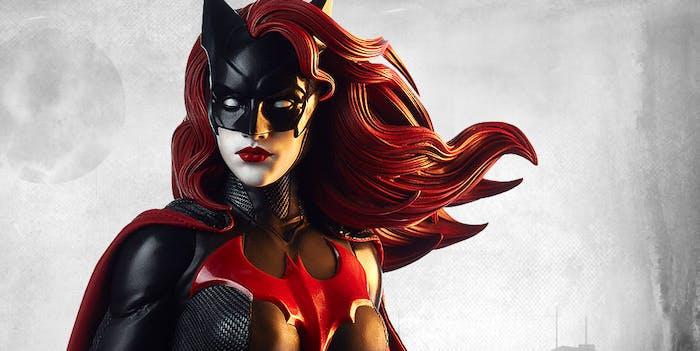 Cassandra Kane, aka Batwoman, official toy.