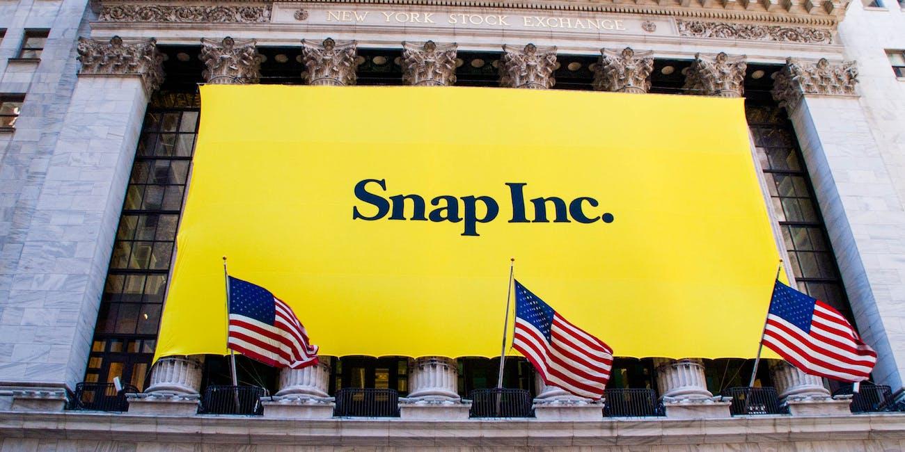 Snap Inc IPO NYSE