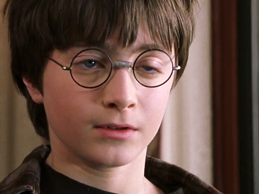 Harry Potter's Entire Life at Hogwarts Was Maybe in His Mind