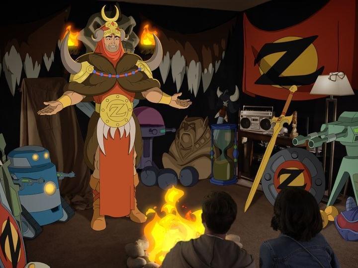 'Son of Zorn' Strives for Black-ish Comedy