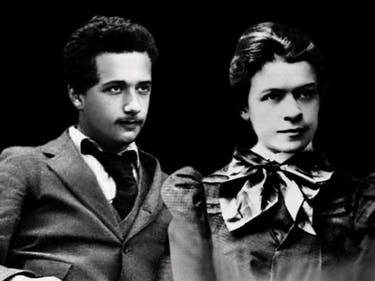 Albert Einstein Mileva Maric genius special relativity thief nobel steal national geographic