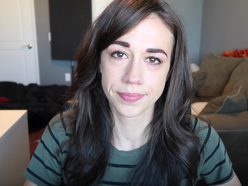 Ballinger announced her divorce on her YouTube channel on September 30th of this year.