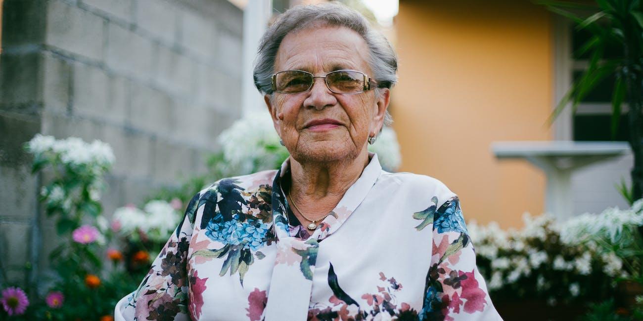 grandma, longevity