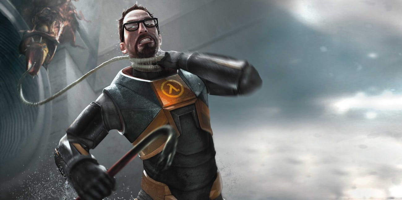 half life 2 valve gordon freeman