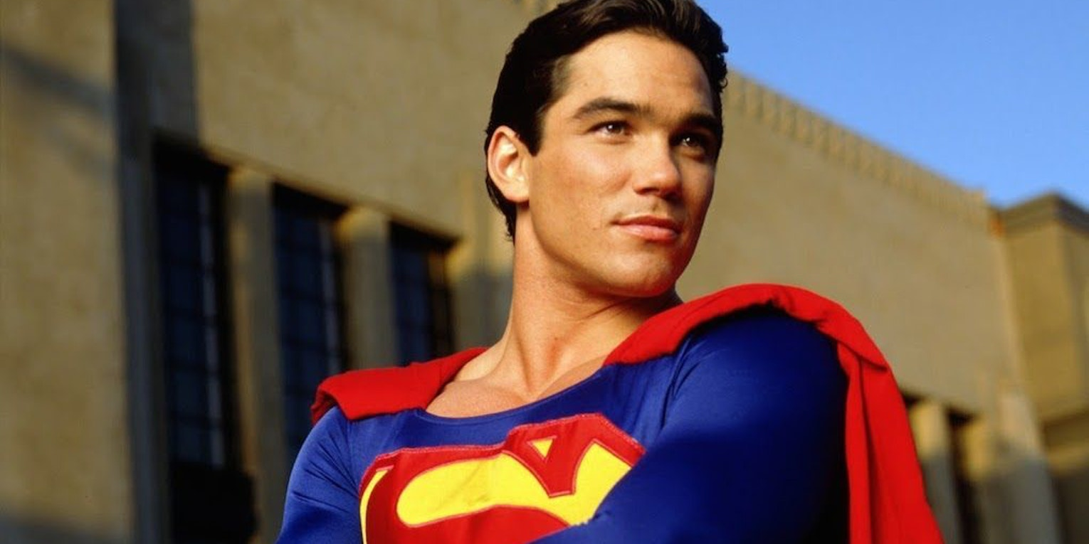 Ex-Superman Dean Cain Fell Asleep in 'Batman v Superman' Multiple Times